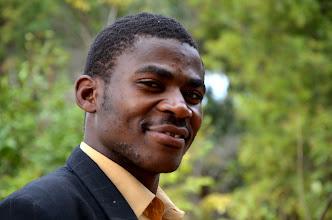 Photo: Mathias Mchome, vedoucí studentů a náš blízký spolupracovník.