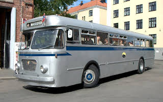 Leyland Royal Tiger VM Rent Akershus