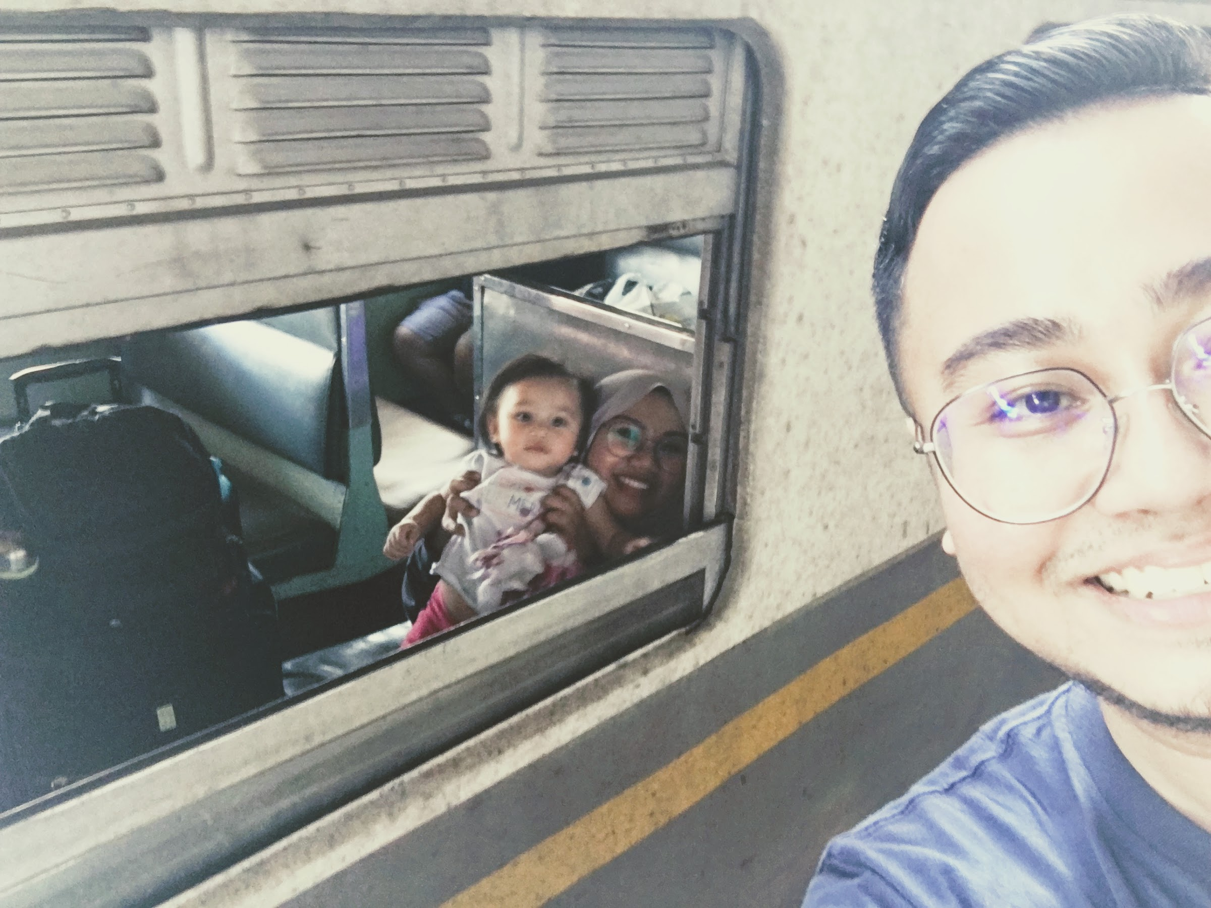 How to cross the border at Padang Besar by train