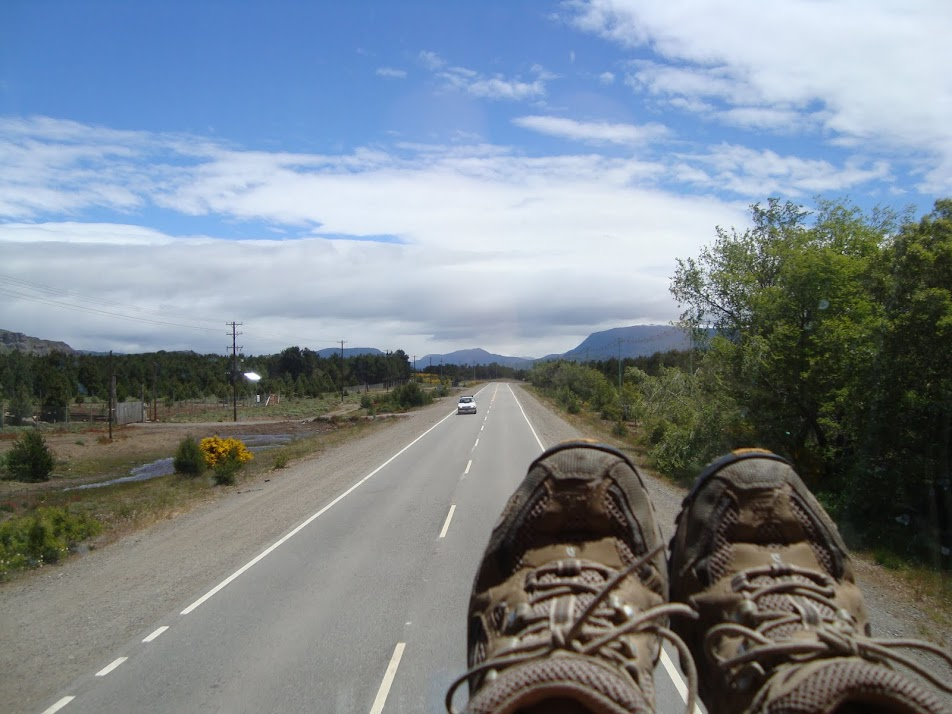 Camino a San Martin de los Andes
