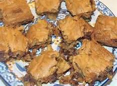 Pecan Chewy Cake Recipe