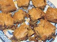 Chewy Cake Goodness