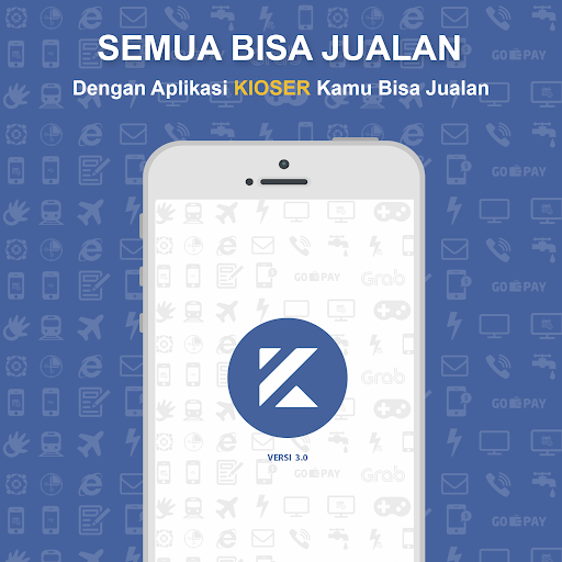 Kioser - Semua Bisa Jualan 3.0 screenshots 1