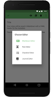 GitJournal - Markdown Notes Integrated with Git