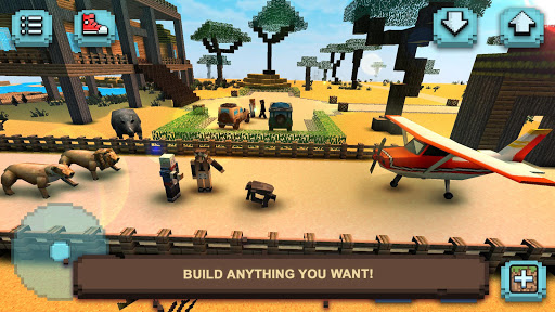 Savanna Safari Craft: Animals Apk 2