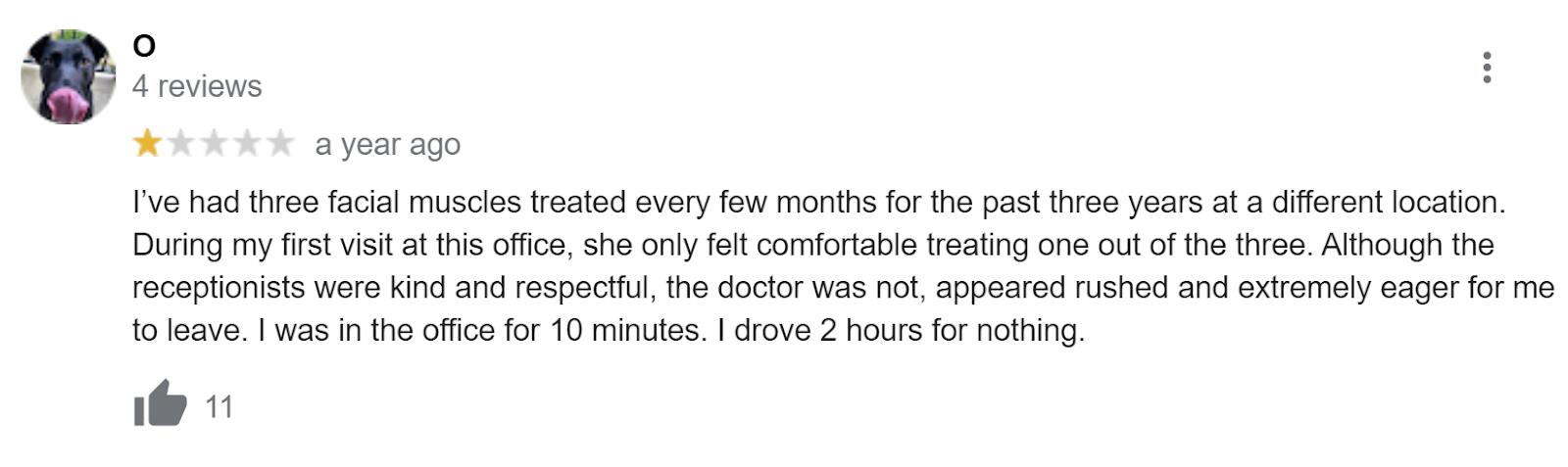 Dr. Jennifer Walden review