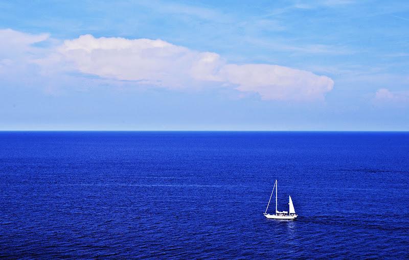 La mer di Giuseppe Paolinelli