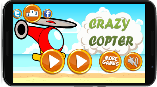 Mad Copter Survival