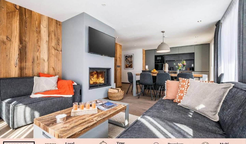 Appartement Chamonix-Mont-Blanc