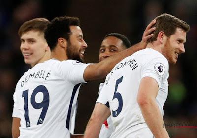 ? FA Cup : Tottenham rejoint les 1/16es de finale grâce notamment à Vertonghen