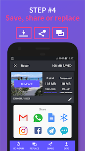 Video Compressor Panda Premium v1.1.30 MOD APK 4