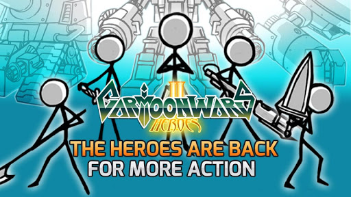 Télécharger Gratuit Cartoon Wars 2 APK MOD (Astuce) screenshots 1