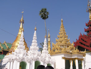 Photo: 4B241583 Birma - Rangun - Shwedagon