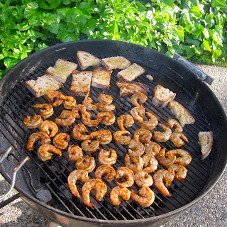 Grilled Shrimp with Old Bay