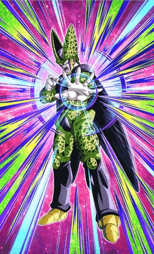 震撼の超パワー・セル(完全体)