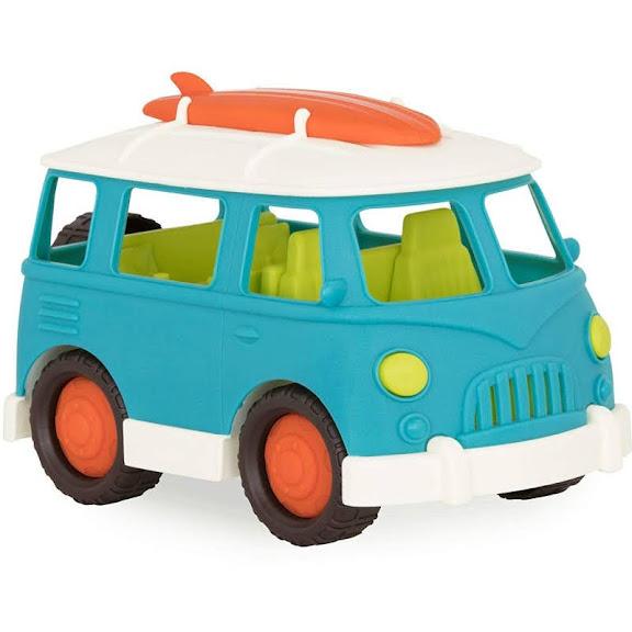 Contenido de Wonder Wheels Furgo Surf