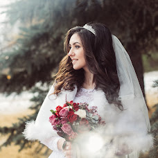 Wedding photographer Elena Molodzyanovskaya (molodaya). Photo of 10.11.2017