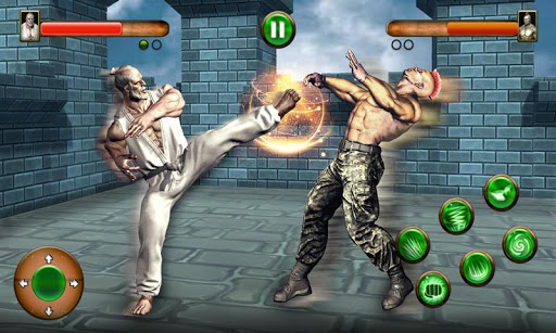 Bodybuilder Fighting Champion: Real Fight Games android2mod screenshots 7