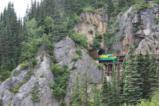 IMG_1238 - We went over many trestles and through one tunnel on the train excursion in Skagway