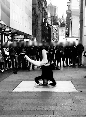 Street dancer di Tonio-marinelli