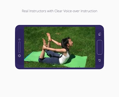 yogatailor -  personal yoga video trainer- screenshot thumbnail