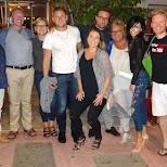 Miami crew at Sylvanos, one of the hidden secrets in Miami in Miami, Florida, United States