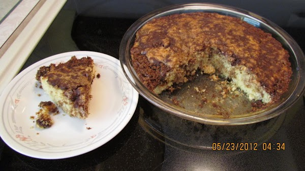 Easy Breakfast Cake Recipe