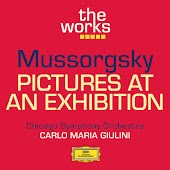 Mussorgsky: Pictures At An Exhibition - Promenade I
