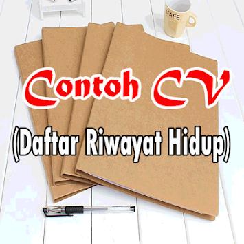 Download Contoh Cv Daftar Riwayat Hidup Apk Latest Version App For