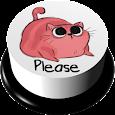 Annoying Please Button icon