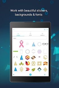 Desygner: Bezpłatny Design, Zdjęcia, Pełny Edytor Screenshot