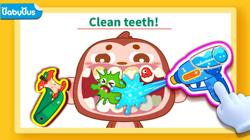Baby Panda: Dental Care screenshot 1