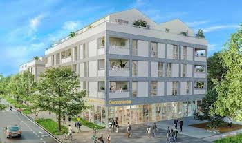 Appartement 2 pièces 44,91 m2