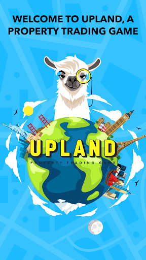 Upland - A Virtual Property Trading Game  captures d'écran 1