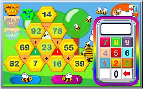 Pyramid Math Junior - screenshot thumbnail