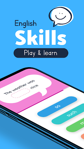 English Skills - Practice and Learn 3.7 screenshots 1