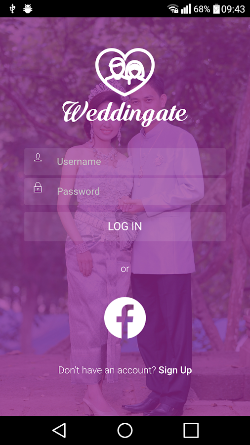 WeddinGate- screenshot