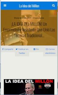 Ideas de 1 Millon de Dolares - náhled