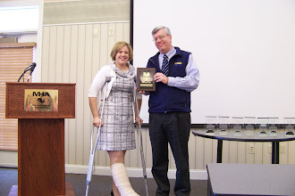Photo: Mayo Regional Hospital - Gold Level Award