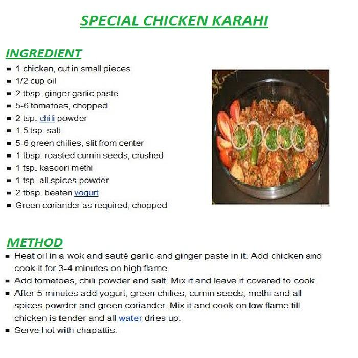 Chicken kara hi english recipe android apps on google play chicken kara hi english recipe screenshot forumfinder Images