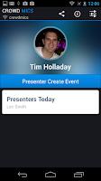 Screenshot of Crowd Mics