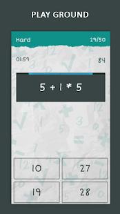 Calculate Me - Maths Game - náhled