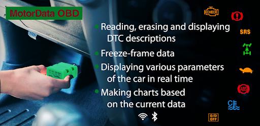 MotorData OBD Car Diagnostics  ELM OBD2 scanner 1 18 5 425 apk