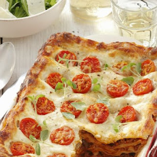 Traditional Baked Pasta Dish