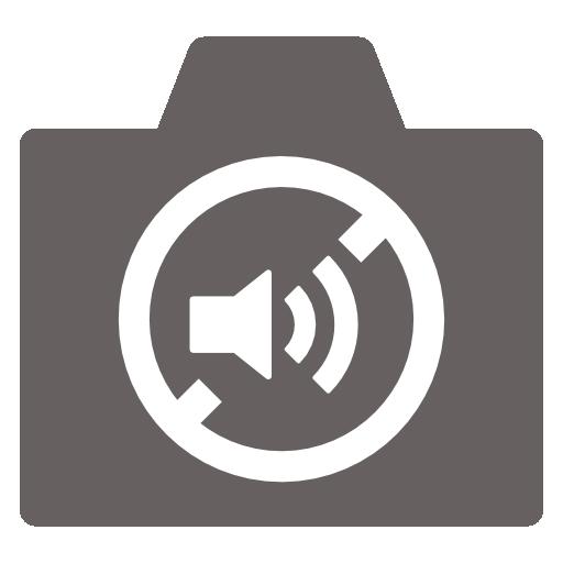摄影の無音カメラ LOGO-記事Game