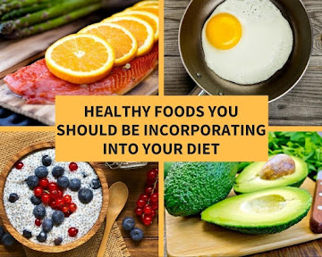 Healthy Foods You Should Be Incorporating Into Your Diet Recipe