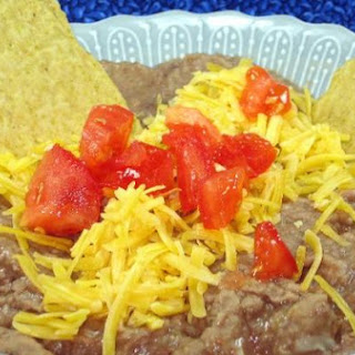 Crockpot Refried Beans For A Crowd