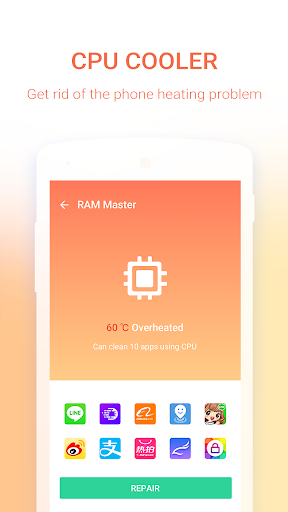 RAM Master - Memory Optimizer  screenshots 3