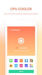 RAM Master - Memory Optimizer Screenshot