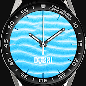 Dubai Watch face